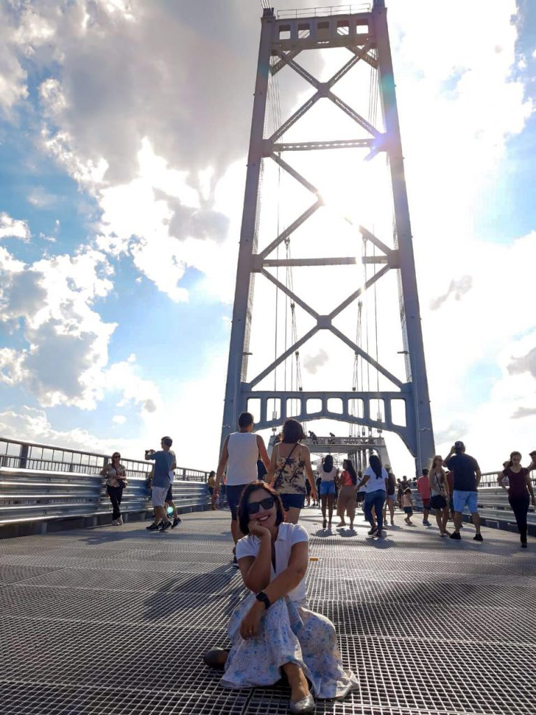 Eu quero a ponte viva