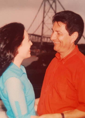 Maryanne Mattos e Esposo